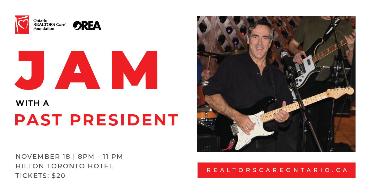 Jam With A Past President 2019