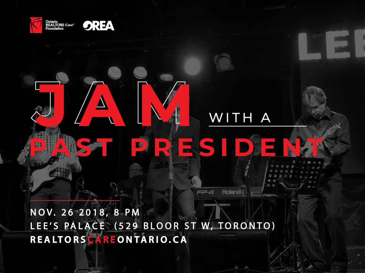 Jam With A Past President 2018
