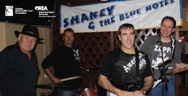 Shakey & The Blue Notes Band
